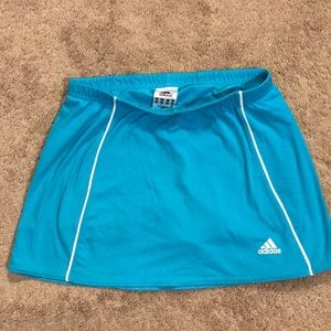 Adidas tennis skirt size small